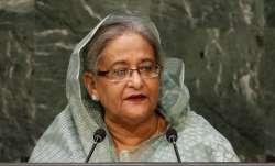 Covid-19 vaccine is 'global public good', Hasina tells UNGA