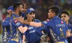 Mumbai Indians won all their matches against Chennai Super