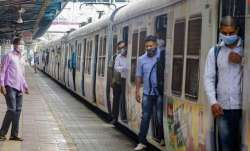 Mumbai suburban train services resume partially