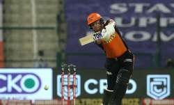 IPL 2020 Live Score and Live Streaming, Delhi Capitals vs SunRisers Hyderabad: Kane, Jonny key for S