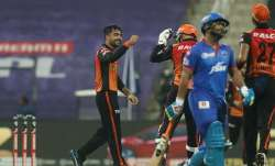 IPL 2020: Twitter hails Kane Williamson, Rashid Khan as SRH beat DC to register first win of season