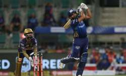 Live Score Kolkata Knight Riders vs Mumbai Indians, IPL: Rohit continues domination after quick dism