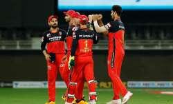 Live Score Kings XI Punjab vs Royal Challengers Bangalore IPL: Dube's double strike rocks KXIP