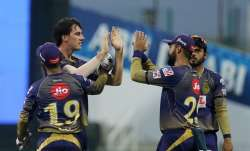 Live Score Kolkata Knight Riders vs SunRisers Hyderabad, IPL 2020: KKR restrict SRH on 142/4