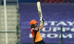 Live Score Kolkata Knight Riders vs SunRisers Hyderabad, IPL 2020: Warner, Pandey rebuild after earl