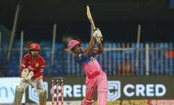 Rajasthan Royals vs Kings XI Punjab Live Score IPL 2020: Samson slams fifty to keep RR alive in chas