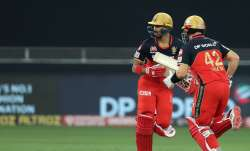Live Score Royal Challengers Bangalore vs Mumbai Indians IPL: RCB off to a solid start
