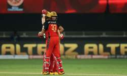 Live Score Royal Challengers Bangalore vs Mumbai Indians IPL: Padikkal falls after fifty, RCB banks