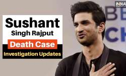 Sushant Singh Rajput Drugs Probe | Bollywood Drugs Probe LIVE Updates