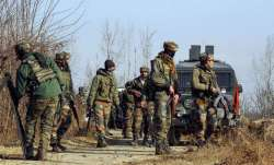 One terrorist killed, another surrenders in encounter in South Kashmir