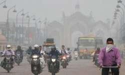 Air quality, air pollution