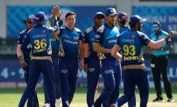 Live Cricket Score Delhi Capitals vs Mumbai Indians IPL