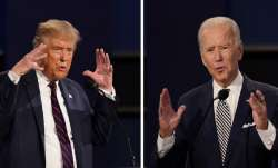 Trump Vs Biden: Mics to be muted during final US