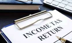 Income tax, income tax return, itr filing, itr