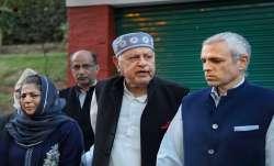 Omar Abdullah, Jammu Kashmir land laws, Farooq Abdullah,