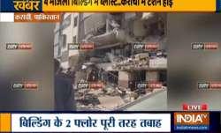 Karachi explosion