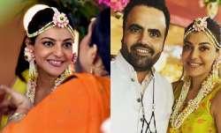 Kajal Aggarwal-Gautam Kitchlu Wedding