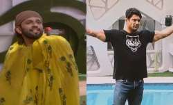 Bigg Boss 14: Twitterati impressed with Rahul Vaidya, support Sidharth Shukla's decision to save him