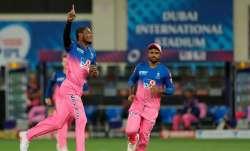 Live score Delhi Capitals vs Rajasthan Royals IPL 2020: Archer removes Shaw on golden duck