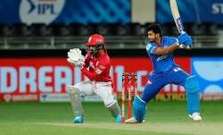 Live Score Kings XI Punjab vs Delhi Capitals IPL 2020: Murugan removes Iyer to break dangerous stand