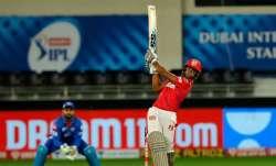 Live Score Kings XI Punjab vs Delhi Capitals IPL 2020: Pooran, Maxwell take charge in 165 chase