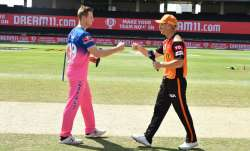 Live Score Rajasthan Royals vs Sunrisers Hyderabad IPL 2020: RR look to continue winning momentum
