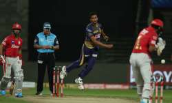 Live Score Kolkata Knight Riders vs Kings XI Punjab IPL 2020: KXIP off to a steady start in 150 chas
