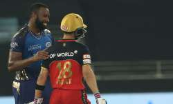 Live Score Mumbai Indians vs Royal Challengers Bangalore IPL 2020: Both teams look to seal playoff's