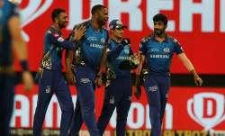 Live Score Mumbai Indians vs Royal Challengers Bangalore IPL 2020: Bumrah dents RCB's big score hope