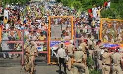 delhi chalo farmers, delhi chalo protest, farmers nationwide road blockade, road blockade,