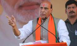 Bihar Assembly election 2020 Live: Rajnath Singh equates