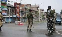 Terror attack in J&K's Kulgam: BJP worker killed