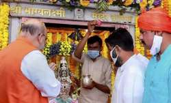 Bhagyalakshmi Temple becomes cynosure of Hyderabad civic poll narrative