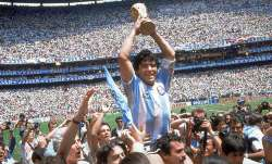Argentine soccer great Diego Maradona dies at 60