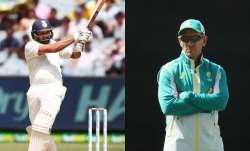 india vs australia, ind vs aus, aus vs ind, aus v ind, justin langer, rohit sharma, ishant sharma, r