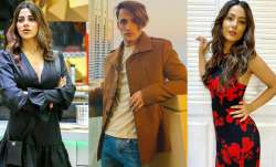 Bigg Boss: Nikki Tamboli, Asim Riaz, Hina Khan; Style icons who've added to the wow factor
