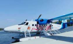 SpiceJet seaplane services to restart from December 15