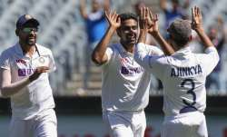 <p>India's Ravichandran Ashwin,