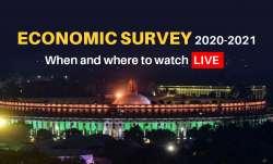 Economic Survey, Budget 2021