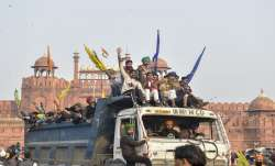 How situation turned ugly at Red Fort during tractor march in Delhi