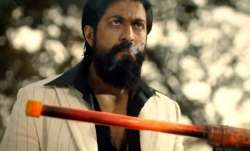 KGF Chapter 2: Smoking scene in teaser of Yash starrer irks Karnataka health dept