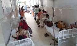 Andhra Pradesh: Eluru-like mysterious illness cases emerge in Pulla village