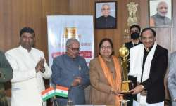 Education Minister Ramesh Pokhriyal Nishank, Ramesh Pokhriyal Nishank, Ramesh Pokhriyal Nishank Cana
