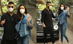 Anushka Sharma, Virat Kohli's FIRST PICS after welcoming baby girl. Check out