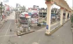 Madhya Pradesh, Curfew prohibitory orders in Bhopal, bhopal curfew timings, bhopal