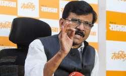 Shiv Sena MP Sanjay Raut