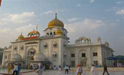 Free-of-charge dialysis hospital at Delhi's Bangla Sahib