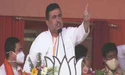 Mamata Banerjee not daughter of Bengal but 'aunt of infiltrators, Rohingyas': Suvendu Adhikari
