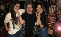 Karisma and Kareena Kapoor share endearing posts for mom Babita on her 74th birthday
