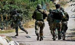 J&K: Encounter breaks out between militants and security forces in Shopian